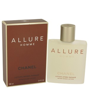 ALLURE by Chanel After Shave Lotion 3.4 oz for Men