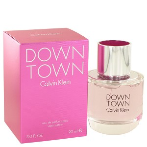 Downtown by Calvin Klein 3 oz Eau De Parfum Spray for Women
