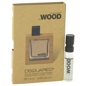 He Wood by Dsquared2 0.05 oz Vial for Men