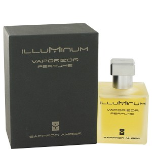 Illuminum Saffron Amber by Illuminum 3.4 oz Eau De Parfum Spray for Women