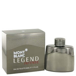 Montblanc Legend Intense Mont Blanc Men Eau De Toilette Spray 1 7 Oz Perfumemart