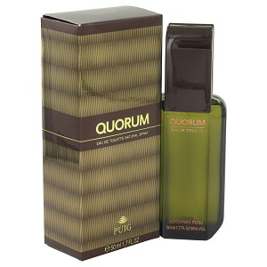 QUORUM by Antonio Puig Eau De Toilette Spray 1.7 oz for Men
