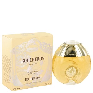 Boucheron Eau Legere by Boucheron Eau De Toilette Spray (Yellow Bottle, Bergamote, Genet, Narcisse, Musc) 3.3 oz for Women