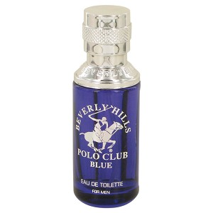 Beverly Hills Polo Club Blue by Beverly Fragrances Eau De Toilette Spray 1 oz for Men