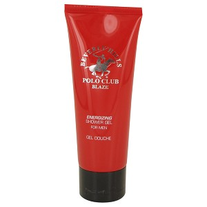 Beverly Hills Polo Club Blaze by Beverly Fragrances Shower Gel 2.5 oz for Men