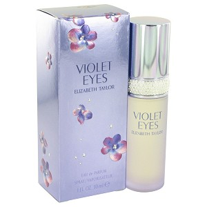 Violet Eyes by Elizabeth Taylor